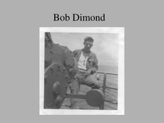 Bob Dimond