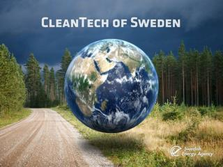 CLEANTECH – ENERGY AND  ENVIRONMENTAL TECHNOLOGY