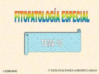FITOPATOLOG A ESPECIAL