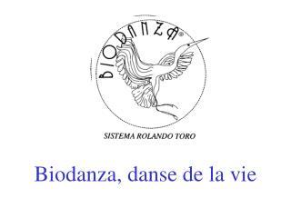 Biodanza, danse de la vie