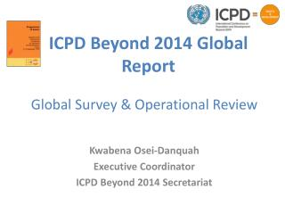 ICPD Beyond 2014 Global Report