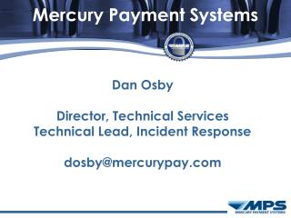 Mercury Payment Systems