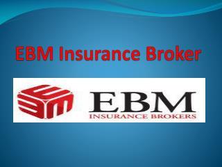 EBM Insurance brokers