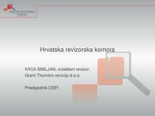 Hrvatska revizorska komora