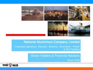 National Aluminium Company Limited