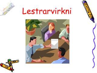 Lestrarvirkni