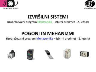 IZS � PIM - Splo�no