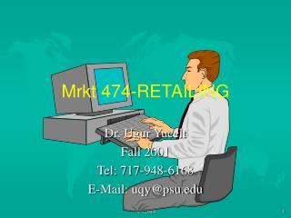 Mrkt 474-RETAILING