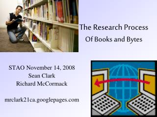 The Research Process Of Books and Bytes