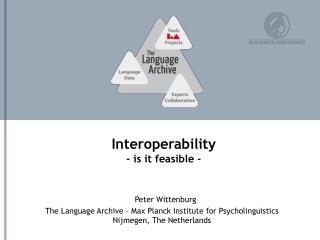 Interoperability - is it feasible -