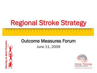 Regional Stroke Strategy