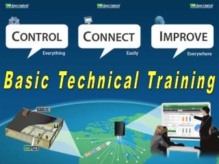 Basic Technical Training
