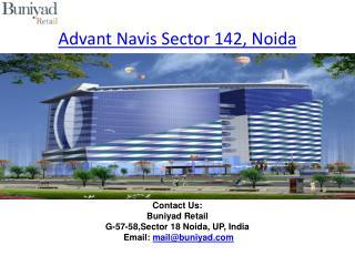 Advant Navis Sector 142 Noida - A Business park