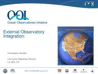 External Observatory Integration: