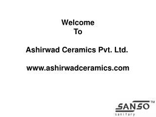 Ceramic Sanitary Ware Manufacturing in India