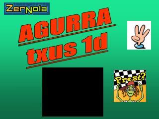 AGURRA  txus  1d