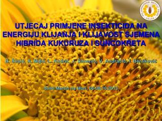 U Hrvatskoj je oko 25.000 ha sjemenske proizvodnje  oko 3% od ukupnih sjetvenih površina