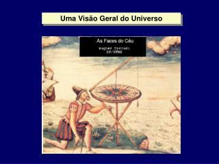 Uma Visão Geral do Universo
