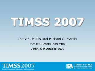 TIMSS 2007