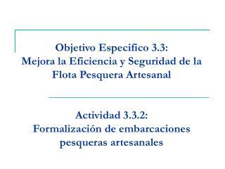 Acciones Realizadas : 2006: Programas: