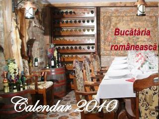 Bucătăria  românească