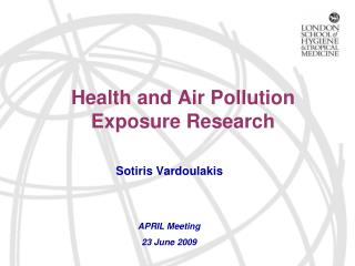 Health and Air Pollution Exposure Research
