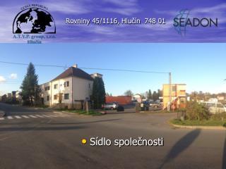 Rovniny 45/1116, Hlučín  748 01