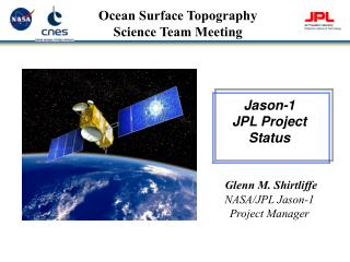 Ocean Surface Topography Science Team Meeting