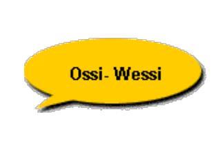 Mama, was ist ein Wessi? Papa, was ist ein Ossi? von Mathias Wedel, Thomas Wieczorek