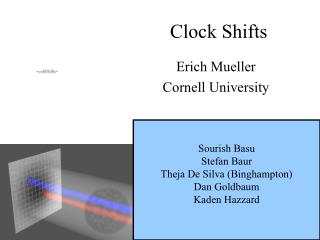 Clock Shifts