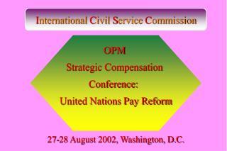 International Civil Service Commission