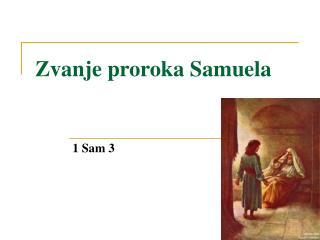 Zvanje proroka Samuela