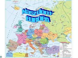 Nasz dom- EUROPA