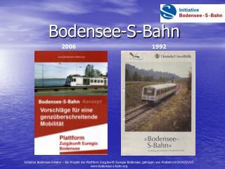 Bodensee-S-Bahn