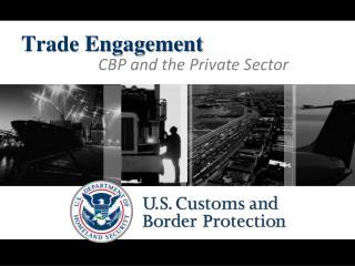 Trade Engagement