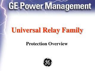 Universal Relay Family