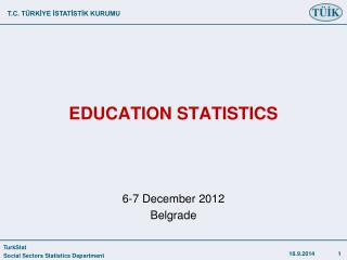 EDUCATION STATISTICS