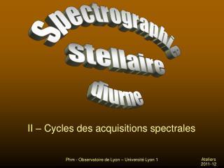 Phm - Observatoire de Lyon � Universit� Lyon 1