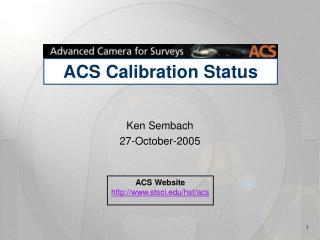 Ken Sembach 27-October-2005