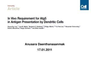 Anusara Daenthanasanmak 17.01.2011