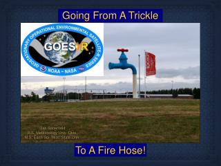 Going From A Trickle
