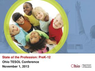 State of the Profession: PreK-12