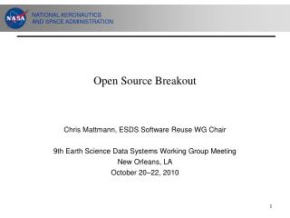 Open Source Breakout