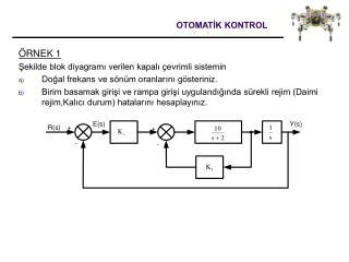OTOMATİK KONTROL
