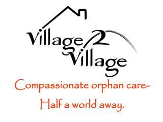 Compassionate orphan care- Half a world away.