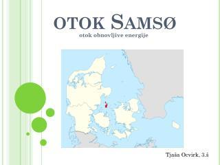 otok  Samsø