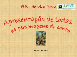 E.B.I de Vila Cova