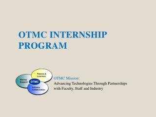 OTMC Internship program