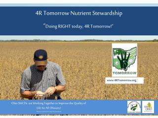 4R Tomorrow Nutrient Stewardship