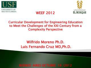 WEEF 2012